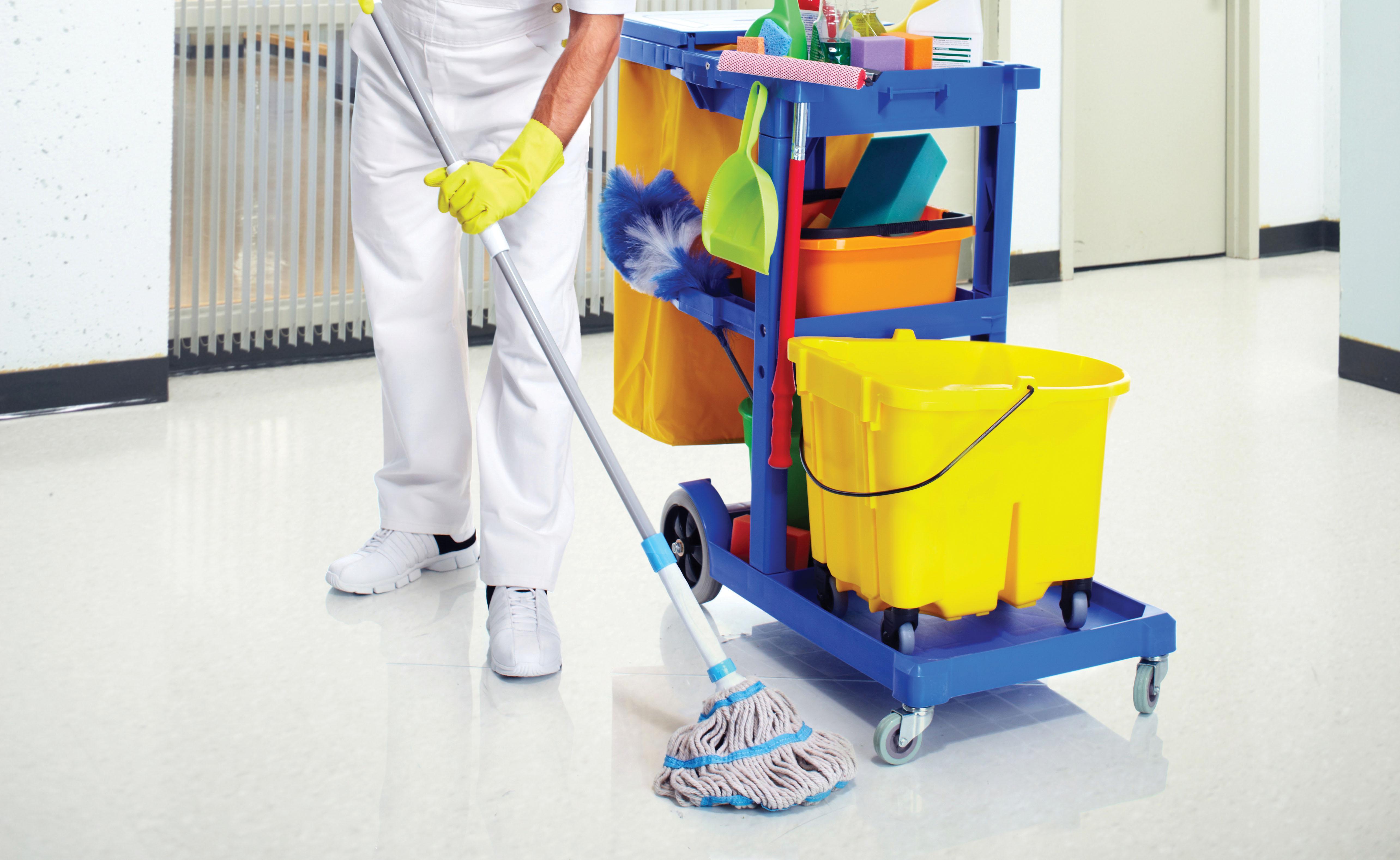 Five eco-friendly floor care methods