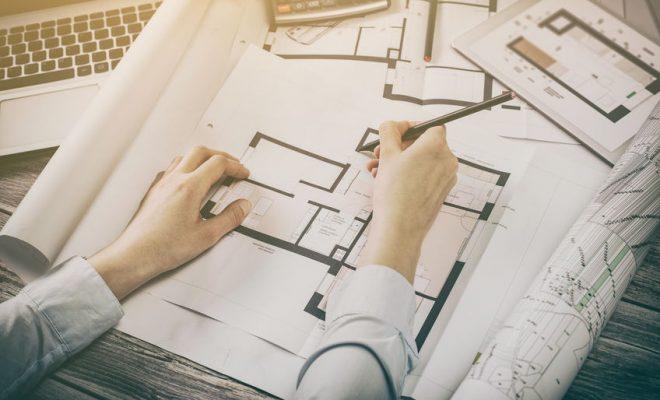 Architect incorporating dementia design into building.